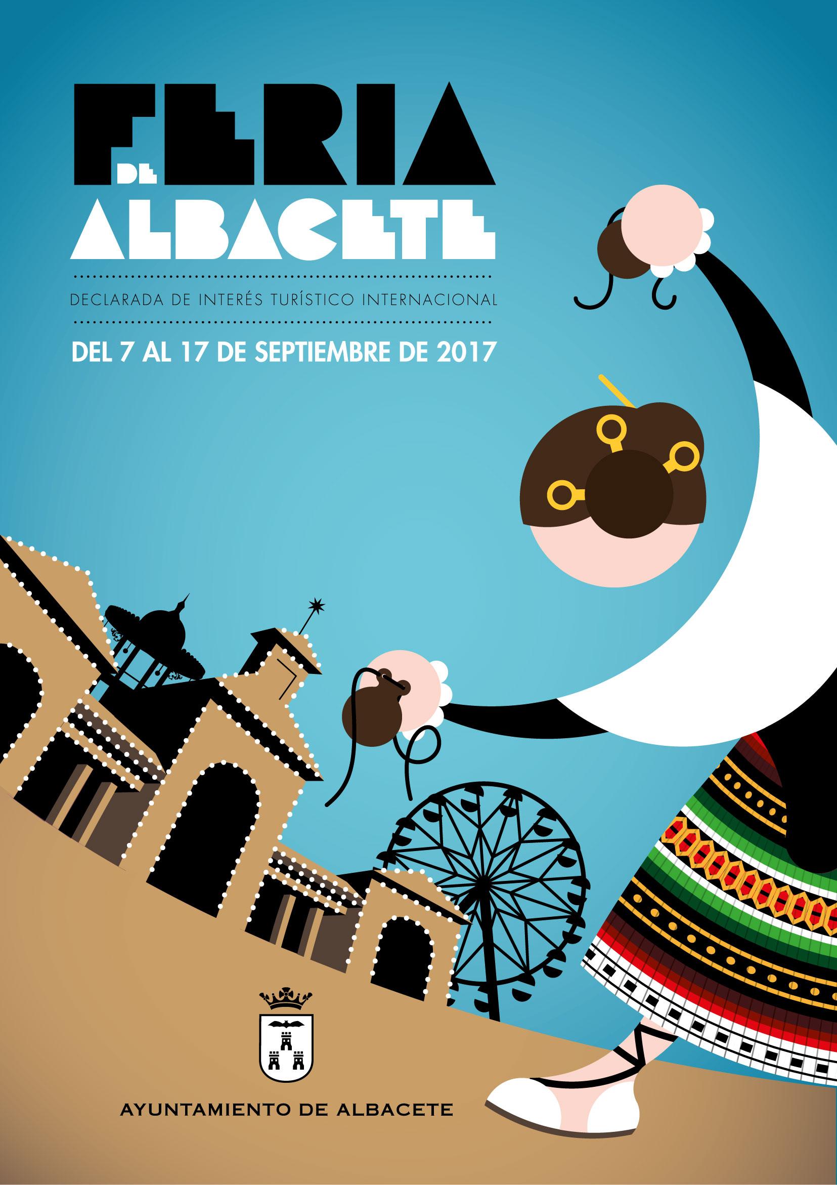 Cartel Feria de Albacete