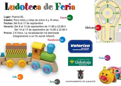 Feria de Albacete 2018 - Feria Infantil